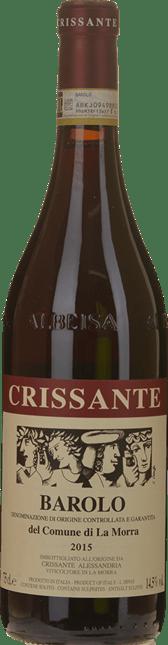 CRISSANTE ALESSANDRIA del Comune Di La Morra, Barolo DOCG 2015