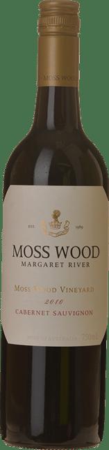 MOSS WOOD Moss Wood Vineyard Cabernet Sauvignon, Margaret River 2010
