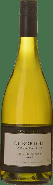 DE BORTOLI WINES Estate Grown Chardonnay, Yarra Valley 2006