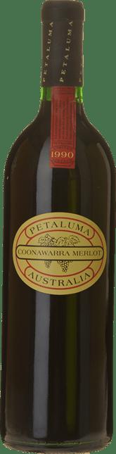 PETALUMA Merlot, Coonawarra 1990