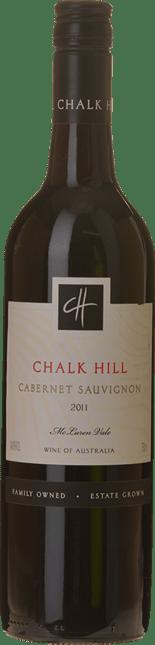 CHALK HILL WINES Cabernet Sauvignon, McLaren Vale 2011