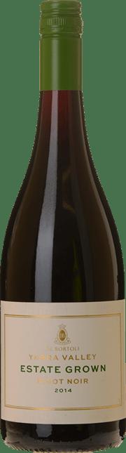 DE BORTOLI WINES Estate Grown Pinot Noir, Yarra Valley 2014