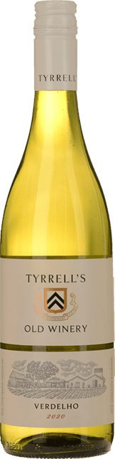 TYRRELL'S Old Winery Verdelho, Hunter Valley 2020