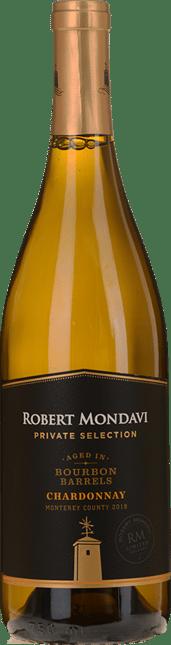 ROBERT MONDAVI Private Selection Bourbon Barrels Chardonnay, Monterey AVA, Central Coast 2018
