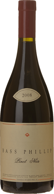 BASS PHILLIP WINES Estate Pinot Noir, South Gippsland 2008