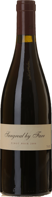 WINE BY FARR Sangreal Pinot Noir, Geelong 2008