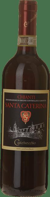 CASTELVECCHIO Santa Caterina, Chianti DOCG 2018