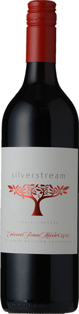 SILVERSTREAM Single Vineyard Cabernet Franc Merlot, Denmark Western Australia 2010