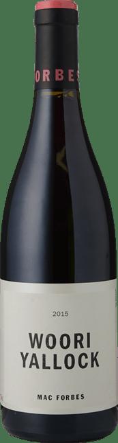 MAC FORBES Woori Yallock Pinot Noir, Yarra Valley 2015