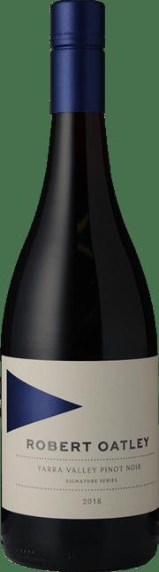 OATLEY WINES Robert Oatley Signature Series Pinot Noir, Yarra Valley 2018