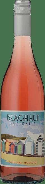 BEACH HUT WINES Pink Moscato, Australia 2018