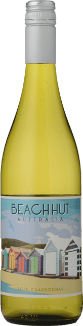 BEACH HUT WINES Chardonnay, Australia 2018