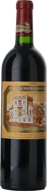 CHATEAU DUCRU-BEAUCAILLOU 2me cru classe, St-Julien 2000