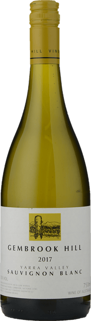 GEMBROOK HILL VINEYARD Sauvignon Blanc, Yarra Valley 2017