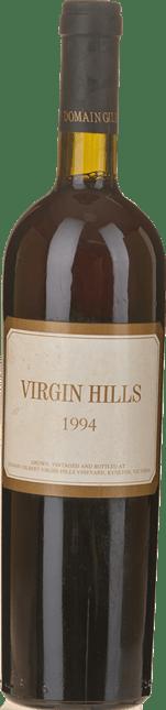 VIRGIN HILLS Cabernet Shiraz Merlot Malbec, Macedon 1994