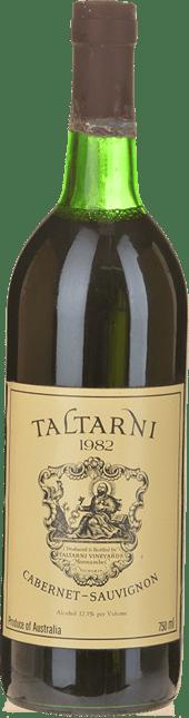 TALTARNI Cabernet Sauvignon, Pyrenees 1982