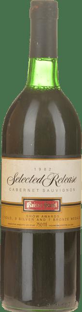 KAISER STUHL Selected Release Cabernet Sauvignon, South Australia 1982