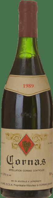 DOMAINE A CLAPE, Cornas 1989