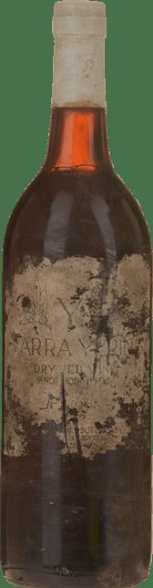 YARRA YERING Pinot Noir, Yarra Valley 1984