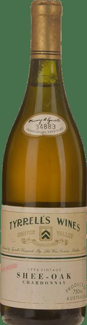 TYRRELL'S She-Oak Chardonnay, Hunter Valley 1994