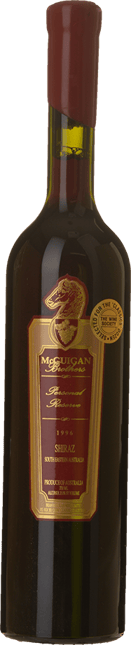 MCGUIGAN WINES Personal Reserve Shiraz, Hunter Valley 1996