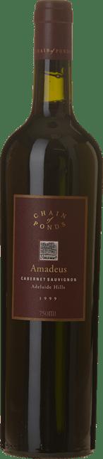 CHAIN OF PONDS WINES Amadeus Cabernet Sauvignon, Adelaide Hills 1999