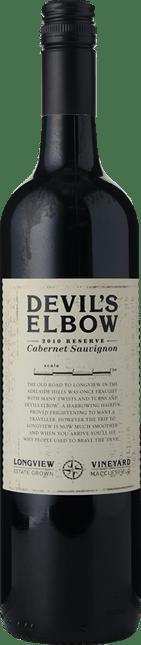 LONGVIEW Devil's Elbow Reserve Cabernet, Adelaide Hills 2010