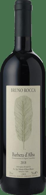 BRUNO ROCCA, Barbera d'Alba 2018