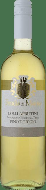 FEUDO DI MORRO Pinot Grigio, Colli Aprutini IGT 2018