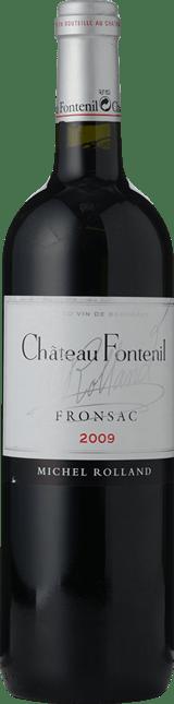 CHATEAU FONTENIL, Fronsac 2009