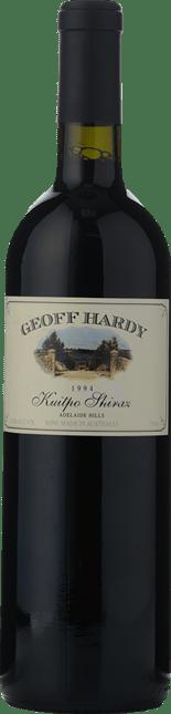 GEOFF HARDY WINES Kuitpo Shiraz, Adelaide Hills 1994