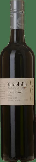 TATACHILLA WINERY Foundation Shiraz, McLaren Vale 2013