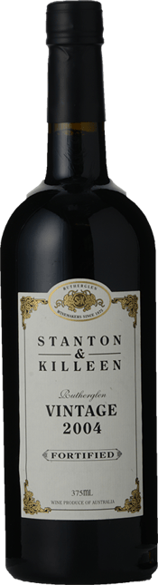 STANTON & KILLEEN WINES Vintage Fortified Fortified Shiraz, Rutherglen 2004