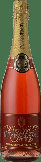 MONMOUSSEAU Brut Etoile Rose, Methode Traditionnelle , Loire NV
