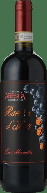 ARESCA La Moretta, Barbera d'Asti DOCG 2017