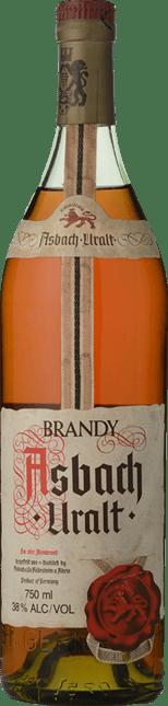 ASBACH Uralt Brandy 38% ABV, Germany NV