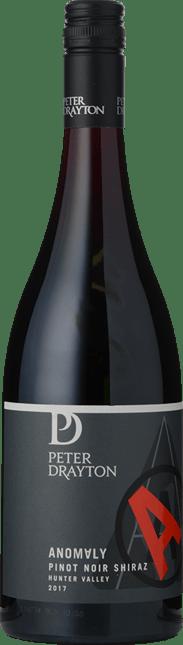 PETER DRAYTON WINES Anomaly Pinot Noir Shiraz, Hunter Valley 2017