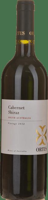 ORTUS WINES Cabernet Shiraz, South Australia 2012