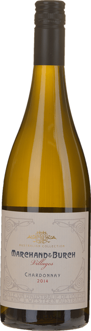MARCHAND & BURCH Villages Chardonnay, Great Southern 2014