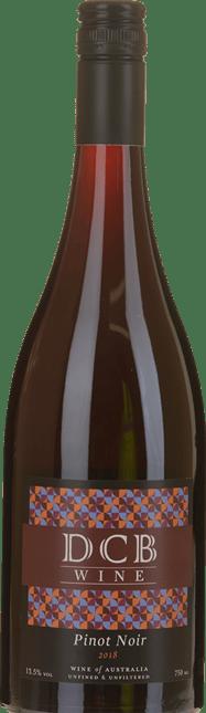 DCB WINES Pinot Noir, Yarra Valley 2018