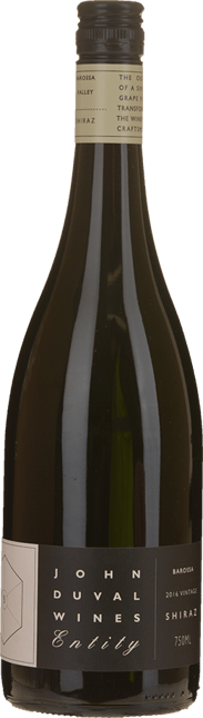 JOHN DUVAL WINES Entity Shiraz, Barossa Valley 2016