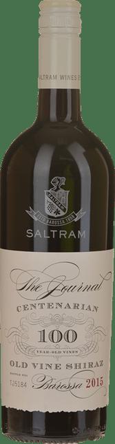 SALTRAM The Journal (Old Vine) Shiraz, Barossa Valley 2015