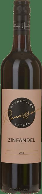 DE BORTOLI WINES Rutherglen Vineyard Renaissance Zinfandel, Riverina 2018