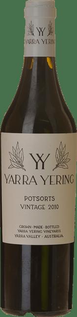 YARRA YERING Potsorts Vintage Port, Yarra Valley 2010