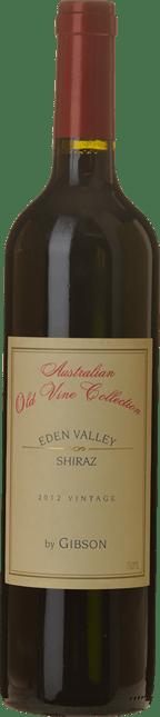 GIBSON Australian Old Vine Collection Shiraz, Eden Valley 2012