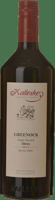 KALLESKE Greenock Single Vineyard Shiraz, Barossa Valley 2015
