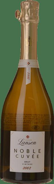 LANSON Noble Cuvee Brut, Champagne 2002