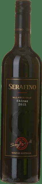 SERAFINO Shiraz, McLaren Vale 2015