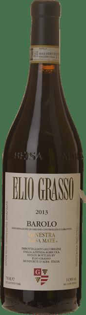 ELIO GRASSO Ginestra Casa Mate, Barolo DOCG 2013