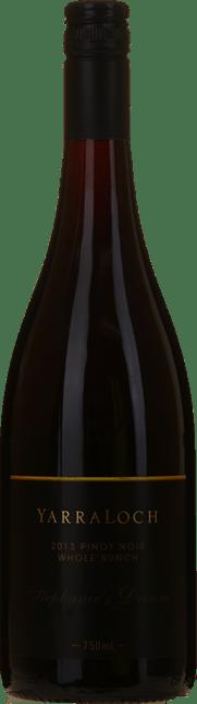 YARRALOCH Stephanie's Dream Whole Bunch Pinot Noir, Yarra Valley 2013